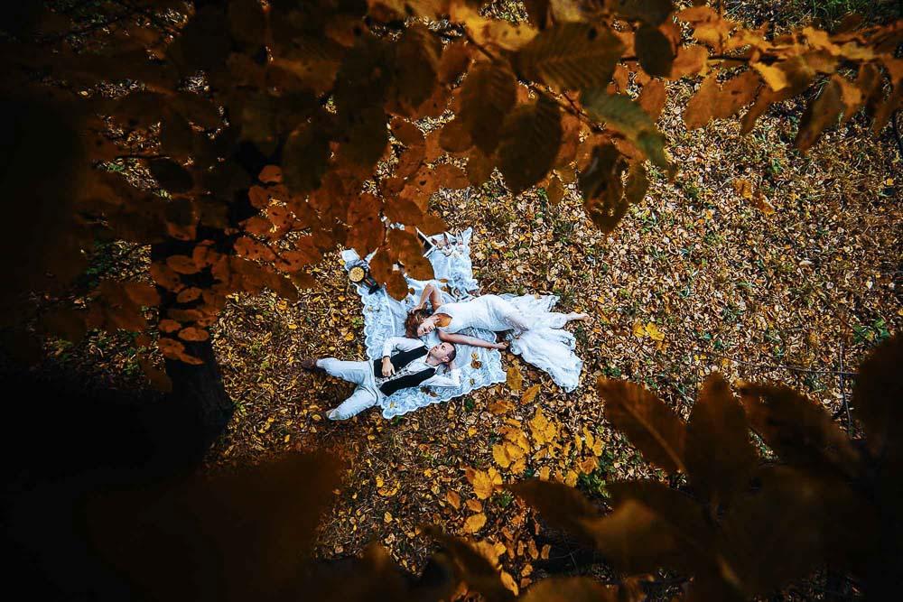 foto drone arona matrimoni