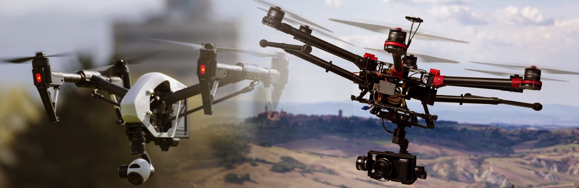 foto e video drone