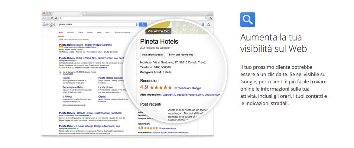 virtual tour google fotografo certificato vercelli piemonte