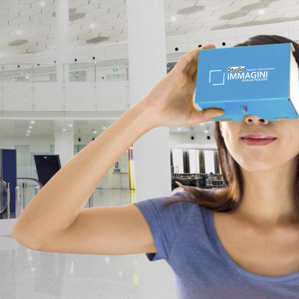 video 360 VR vercelli novara milano