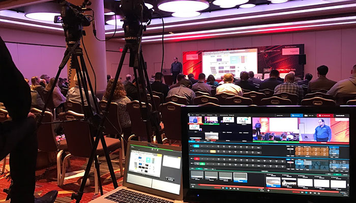 eventi streaming live digitali milano