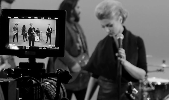 videomaker videoclip band