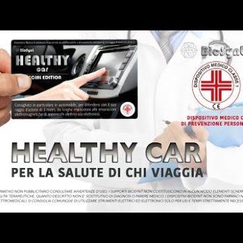 Healthycar Biosynt - Per la salute di chi viaggia - 30sec.